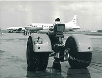 Trattore Modello Super Same DA 55 Diesel - Aeroporto di Ciampino