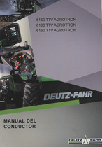 6160 TTV AGROTRON - 6180 TTV AGROTRON - 6190 TTV AGROTRON - Manual del conductor