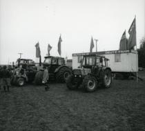 Evento con trattori Deutz-Fahr serie DX