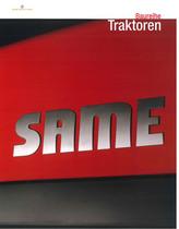 Baureihe Traktoren // Gamma Trattori