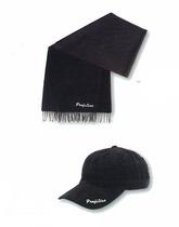 Set cappellino e sciarpa