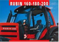 RUBIN 160 -180 - 200