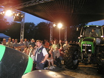 Deutz-Fahr Roadshow presso Meyer Landtechnik, Jade, Germania