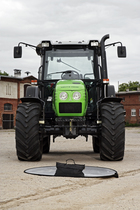 [Deutz-Fahr] trattore Agroplus 77 e dettagli