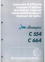 C 554 - C 664 - Manual de Taller