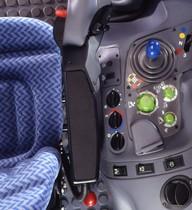 [Deutz-Fahr] trattore Agrotron serie 230 - 260 MK2 dettagli