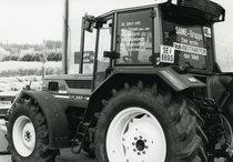 [Same] Trattore modello Explorer II 90 Turbo in esposizione