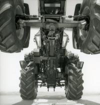 [Deutz-Fahr] dettagli trattore serie DX 6