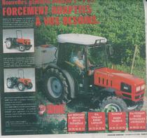 Nouvelles gammes DORADO S -V & F . Forcément adaptées a vos besoins