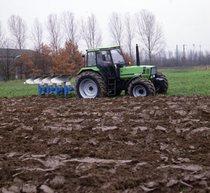 [Deutz-Fahr] Agroprima 6.06 Einsatz - mit Pflug = Agroprima 6.06 al lavoro con aratro