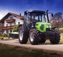 [Deutz-Fahr] trattore Agroplus 60 con falciatrice