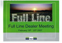 Full line dealer meeting