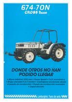 674 - 70 N CROSS BASSO