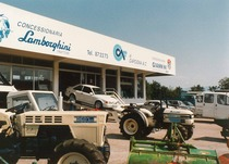 "Concessionario Lamborghini ""CA di Capogna & C."""