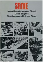 Same Motori Diesel