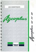 AGROPLUS 67-77-87 - Uso e Manutenção
