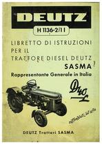 D 40 L - Libretto Uso & Manutenzione