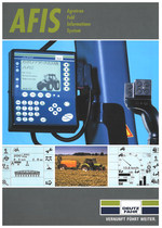 AFIS Agrotron Feld Informations System