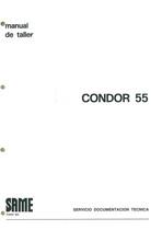CONDOR 55 - Manual de Taller
