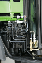 [Deutz-Fahr] dettagli trattore Agroplus 90 S