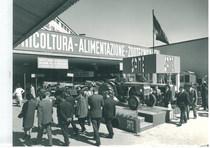 Fiera di Milano - Trattori SAME in esposizione
