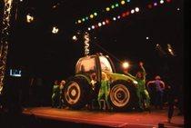 Fotodokumentation zur Präsentation des Deutz- Fahr Agrotron