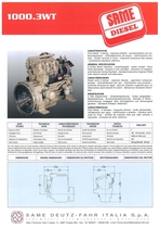 Motore 1000.3 WT
