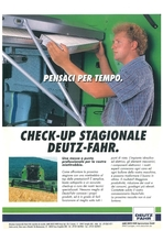 Check - up Stagionale Deutz - Fahr