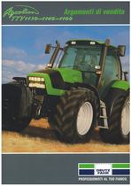 AGROTRON TTV - 1130-1145-1160 Argomenti di vendita