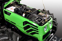 [Deutz-Fahr] trattore Agrolux 57-67 particolari