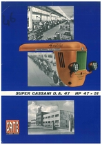Super Cassani DA 47 HP 47 - 51
