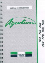AGROTRON 108-118-128-130-140-155-165 - Uso y Mantenimiento