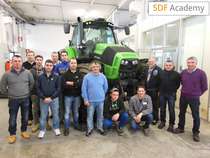 SDF Academy - Corso Deutz-Fahr Serie 7 AT TTV