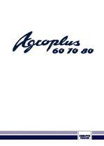 AGROPLUS 60 - 70 - 80 Technische Daten