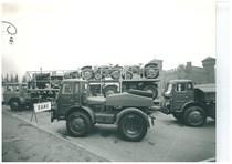 Esposizione di Samecar Toro ed Elefante al Salone dell'Automobile di Torino