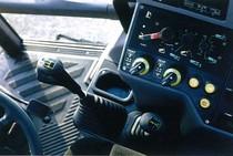 Trattore SAME Antares 110-130 - Particolari della cabina di guida