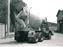 Samecar Elefante AC 6x4 con betoniera EIMCO