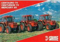 CENTAURO 70 - CENTURION 75 - MERCURY 85