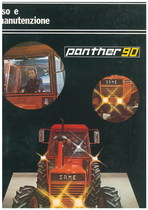 PANTHER 90 - Libretto uso & manutenzione