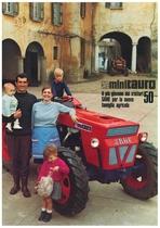 MINITAURO Il più giovane dei trattori Same per la nuova famiglia agricola