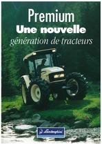 PREMIUM Une nouvelle génération de tracteurs