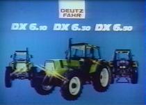 DX 6.10 DX 6.30 DX 6.50