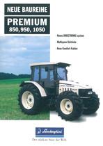 Neue Baureihe PREMIUM 850 - 950 - 1050