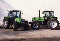 [Deutz-Fahr] trattori Agrostar 4.71 e Agrostar 6.61 in studio fotografico