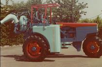 Motore ADIM per trattore con irroratore