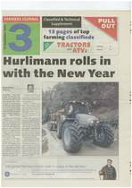 Hurlimann rolls in with th New Year