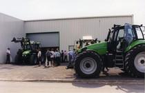 Evento con trattori Deutz-Fahr