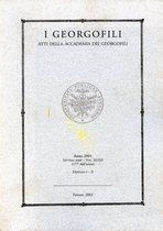 Atti dell'Accademia dei Georgofili, Firenze, Società editrice fiorentina, 2002