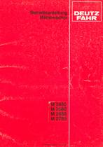 M 2480 - M 2580 - M 2680 - M 2780 - Betriebsanleitung
